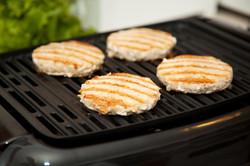 100% All Chicken Breast Burger Patties