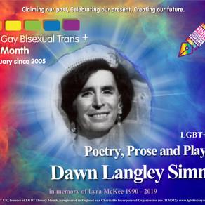 Activism: LGBT+ History Month