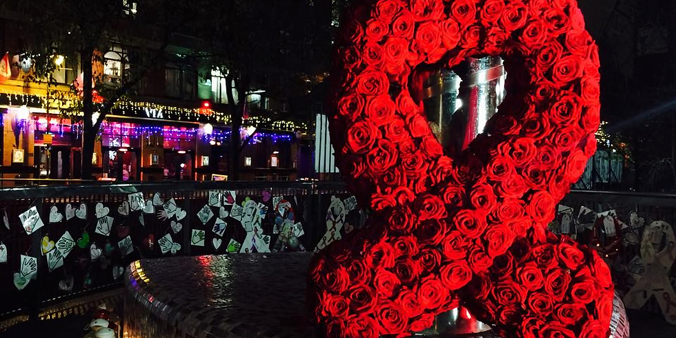Sparkle Attends - Manchester World Aids Day Partnership