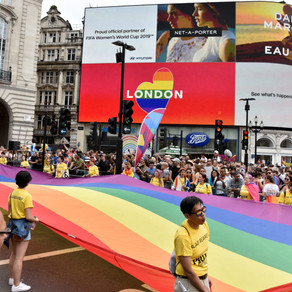 Activism: The 2019 General Election extending LGBT+ Rights