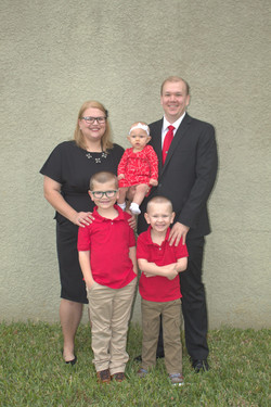 The Wright Family