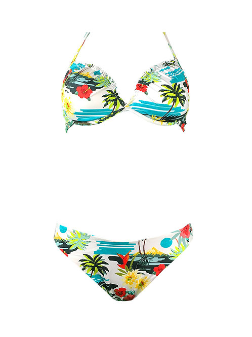 Bikini Coppa Push Up Hawaii