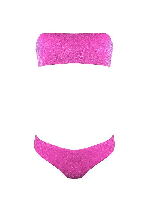 Bikini Fascia Lurex Mousse