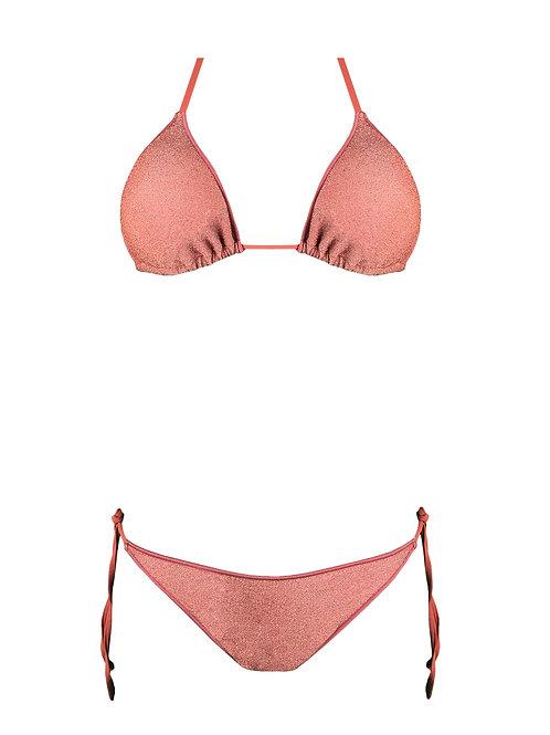 Bikini Triangolo Lurex Fine