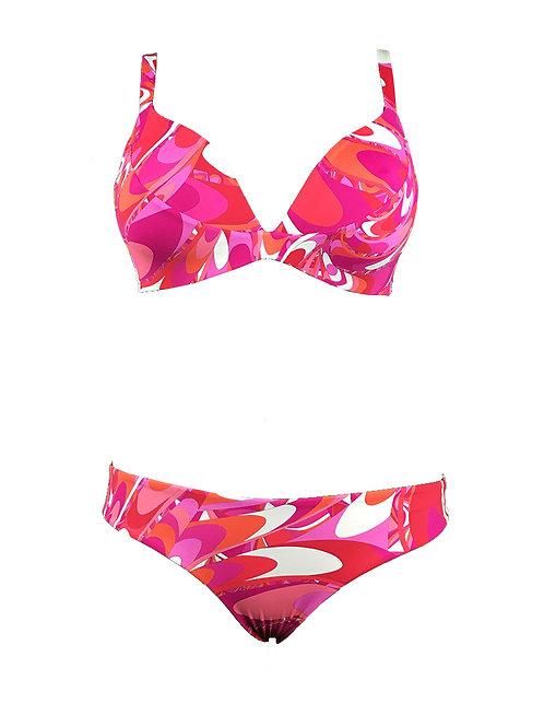 Bikini Ferretto Cuore Fantasia Iconic