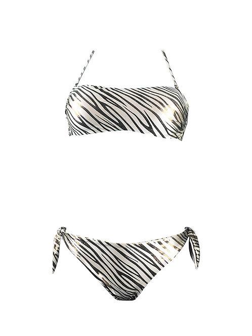 Bikini Fascia Lamina Zebra