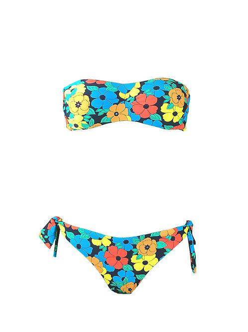 Bikini Fascia Fiori Yes