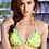Thumbnail: Bikini Triangolo Fiori