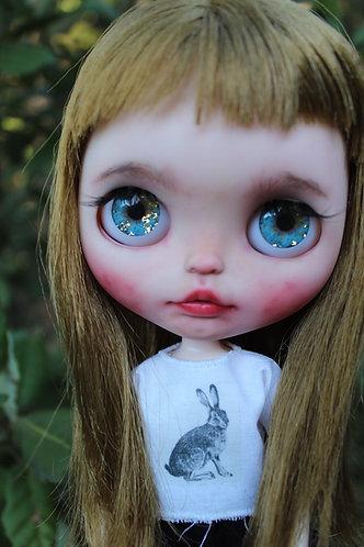 River, a custom Neo Blythe Doll
