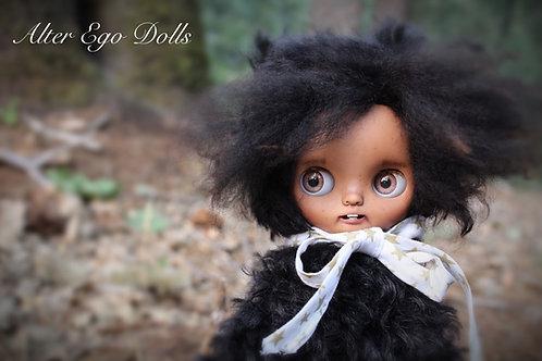 Jasper, a custom Middie Blythe doll