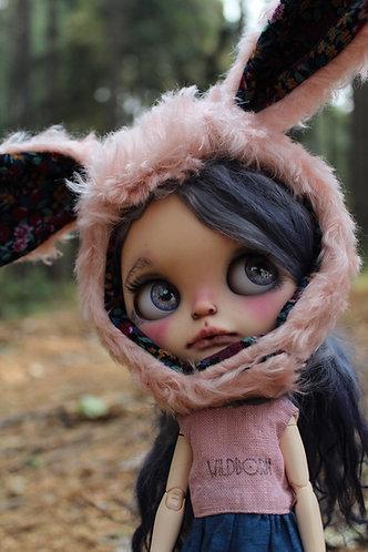Thistle, a custom Neo Blythe Doll