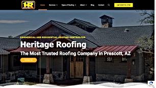 heritage-roofing-prescott-az-website-des