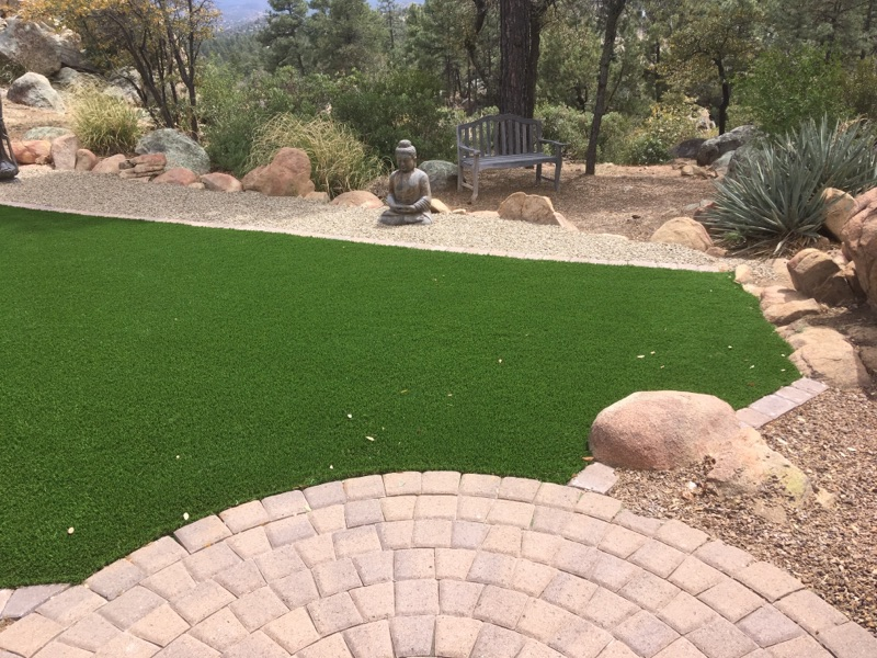 Prescott Backyard Landscaping
