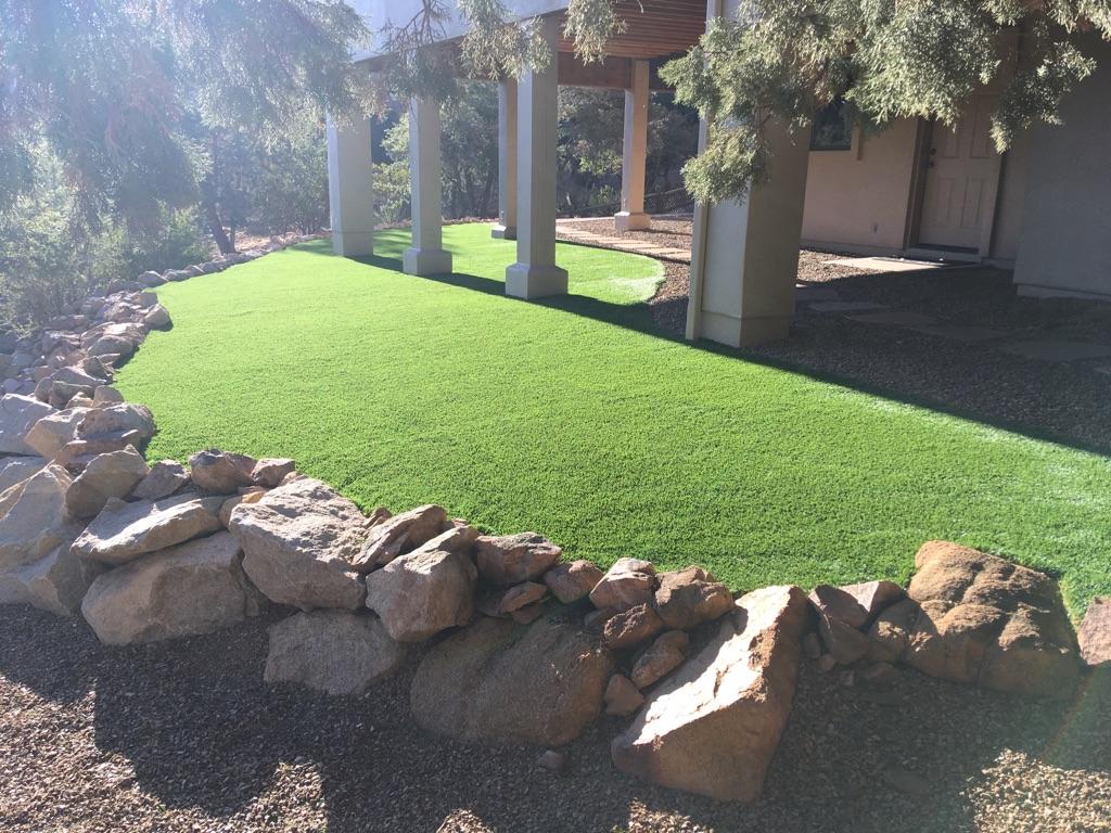 Prescott Valley Turf Installation