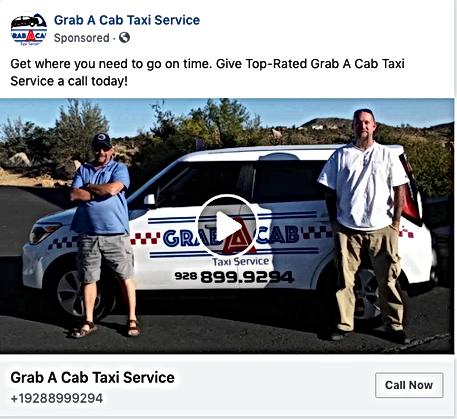 Grab A Cab Facebook Ad Campaign.png