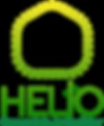 Logos HELIO serre en bois jardin dhiver-