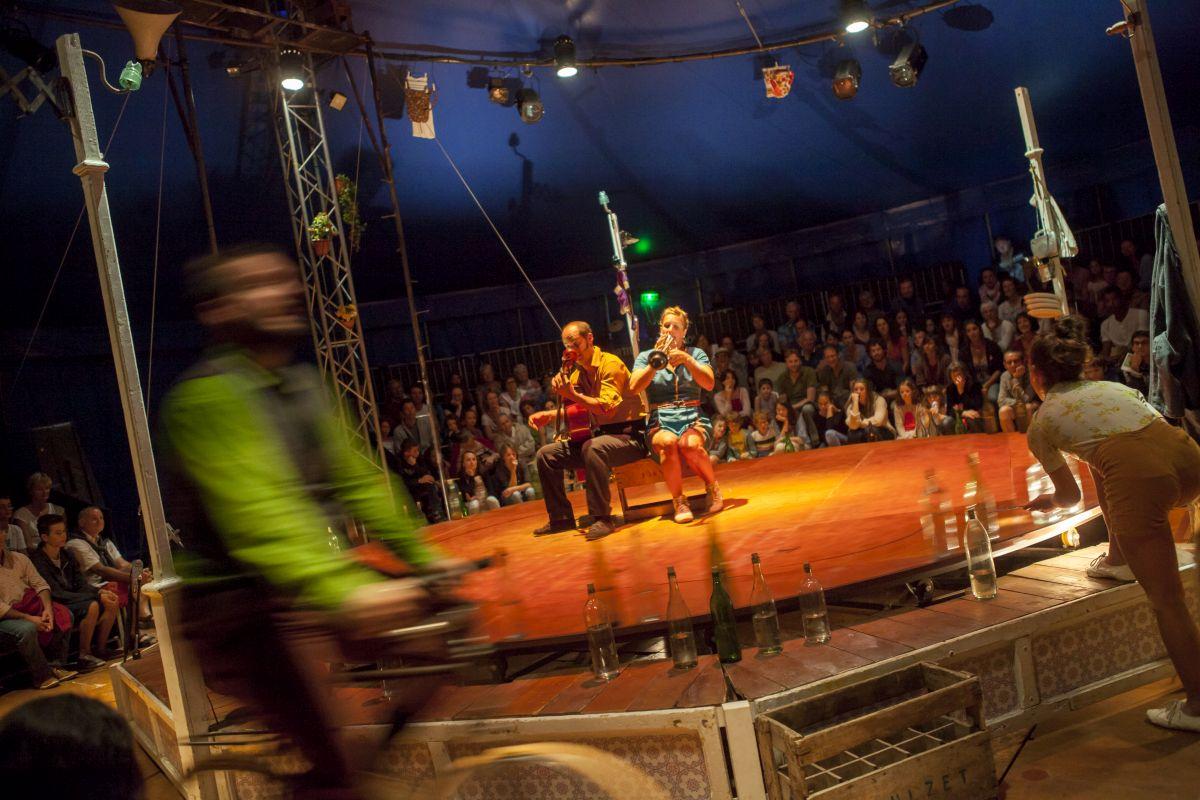Le Cirque Poussiere