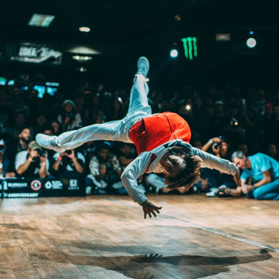 Battle de breakdance - UBM 2