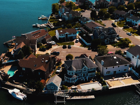 REAL ESTATE AERIAL DRONE PHOTOGRAPHY & VIDEOGRAPHY