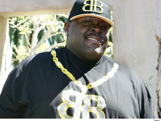 MTV STAR BIG BLACK DEAD AT AGE 45