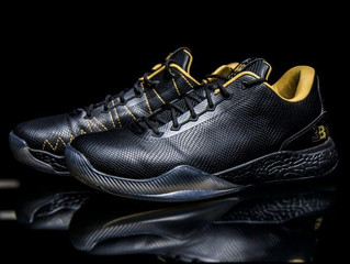 LONZO BALL RELEASES HIS OWN SHOE