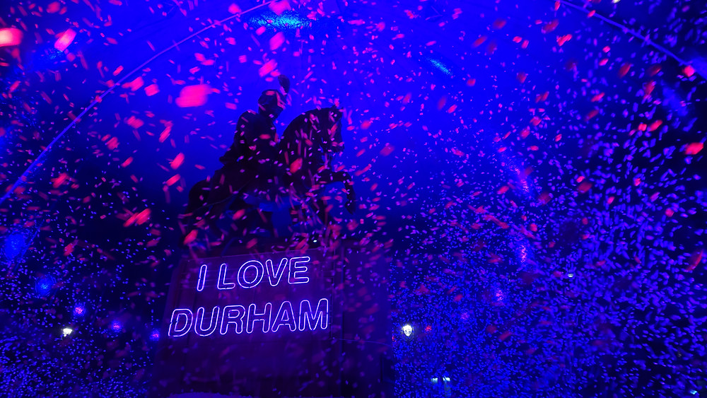 I love Durham, Jacques Rival
