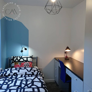 Student House bedroom