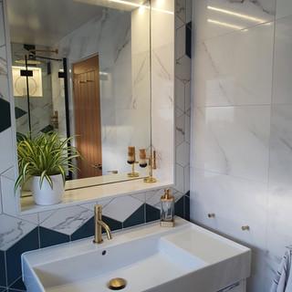 Contemporary Bathroom 1