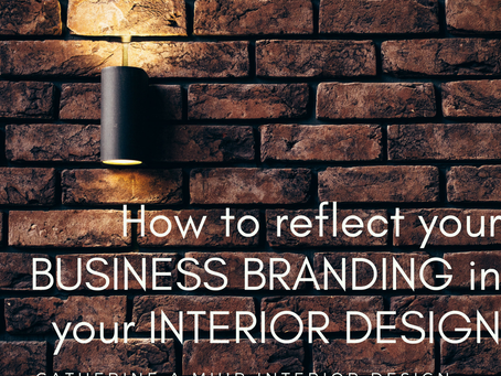How to Reflect Your Business Branding in Your Interior Design