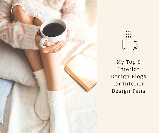 my current top five blogs for interior design fans - Textile Design Blogs