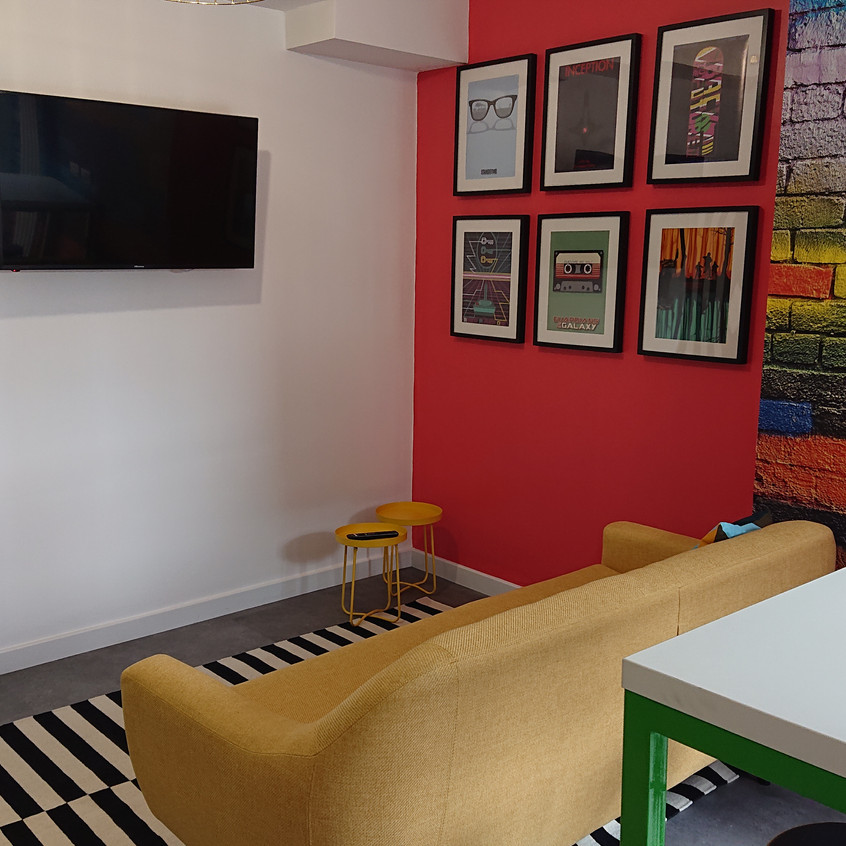 Student Living Area