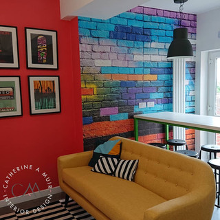 Student House lounge