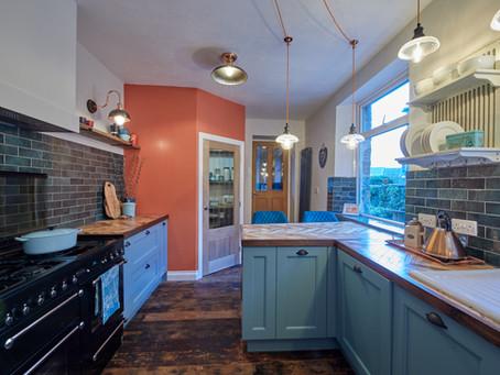 Case Study: Victorian Inspired Kitchen