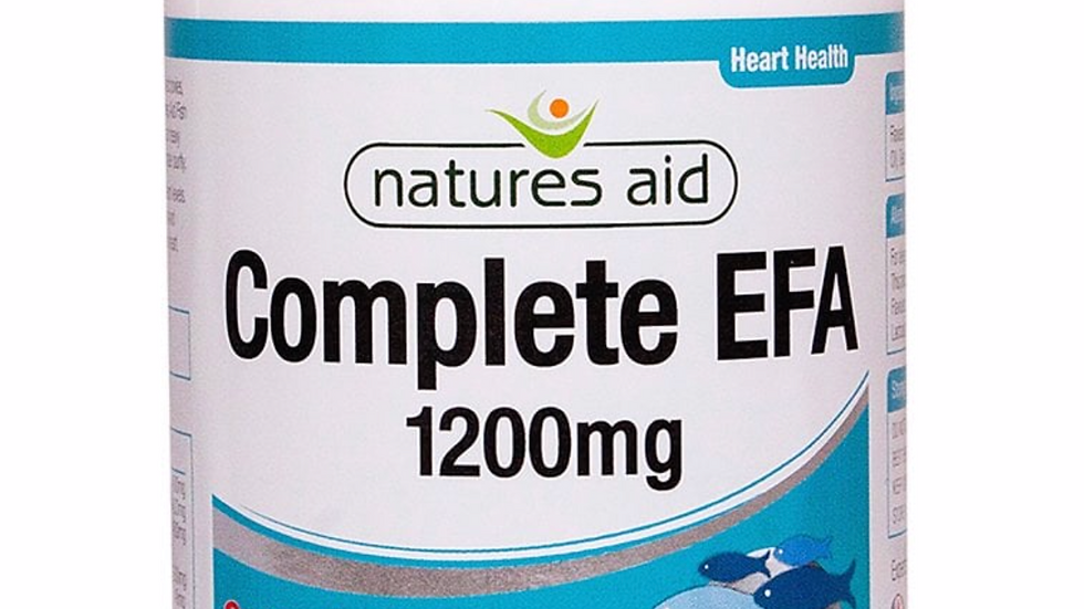 Complete EFA 1200 MG with Iron