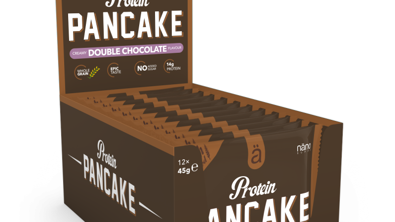 Protein Pancake- Box 12 Pieces