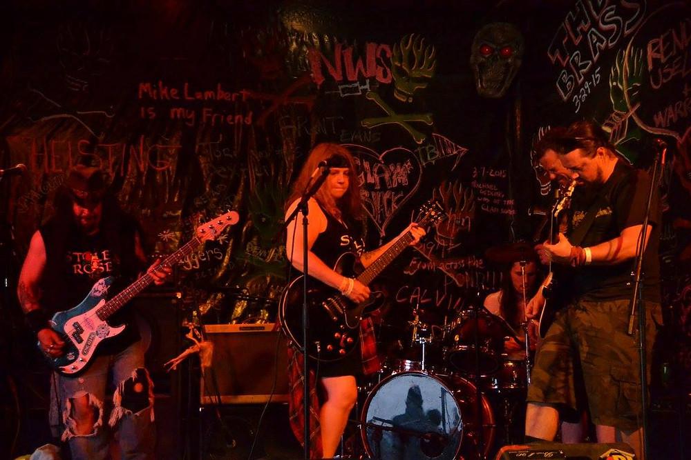Willapa Music Fest 7/3/15 The Clam Shack