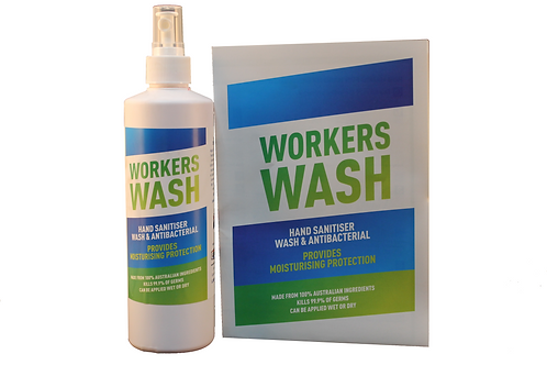 LA Racing Workers Wash | 1 Litre