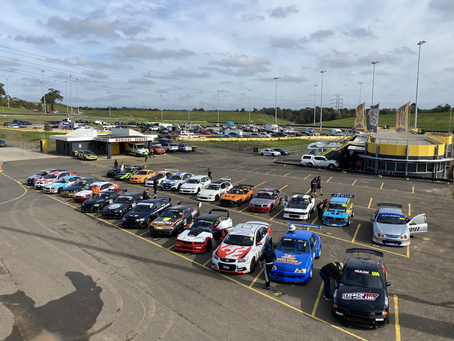 E36 Race Series Rd 3 Race Report