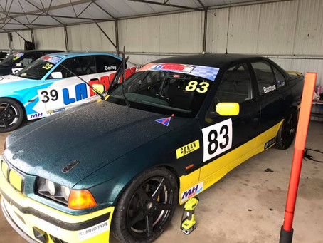 2020 E36 Race Series, we're back!