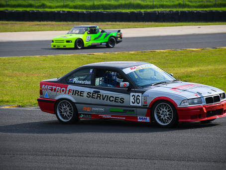 Round 2 Race Report