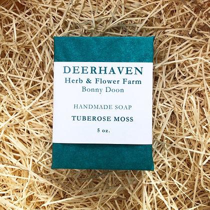 Wholesale Tuberose Moss Soap