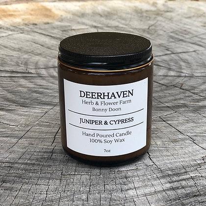 Wholesale Juniper & Cypress Candle