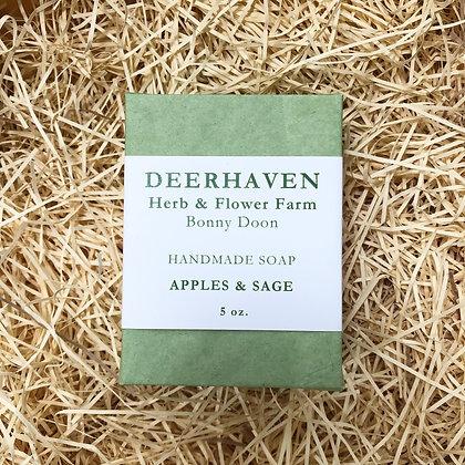 Apples & Sage Soap