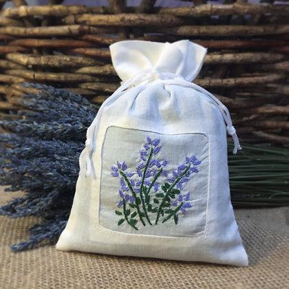 Linen Lavender Sachet