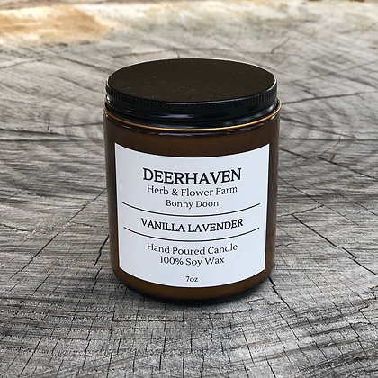 Vanilla Lavender Candle