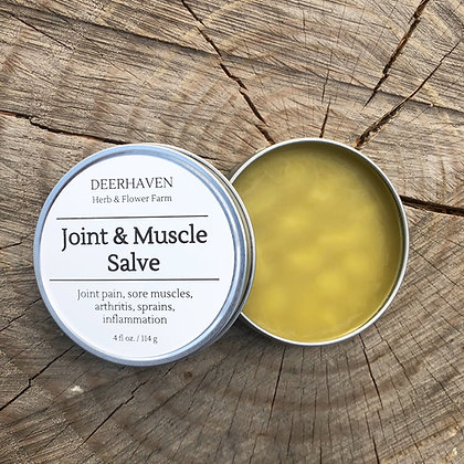 Joint & Muscle Salve