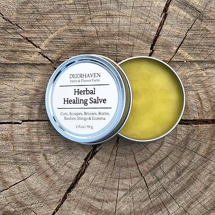 Herbal Healing Salve