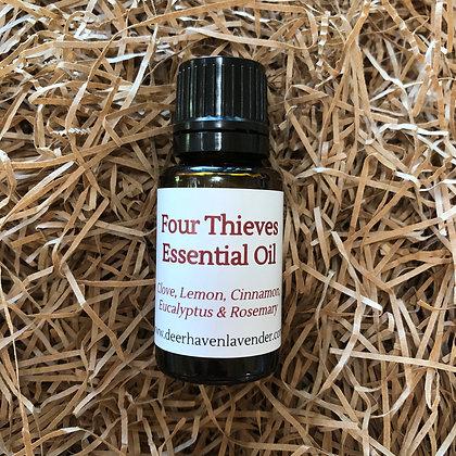 Four Thieves Essential Oil