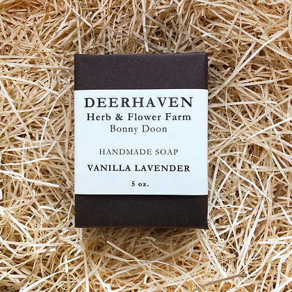 Vanilla & Lavender Soap