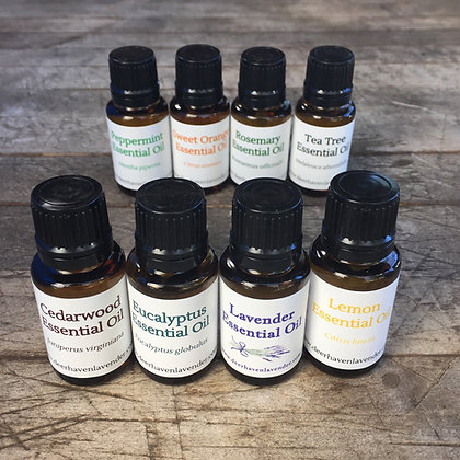 Classic Essential Oils Set